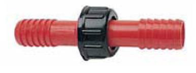 Zylinderförmige Nylonanschlüsse für Wasserleitungen