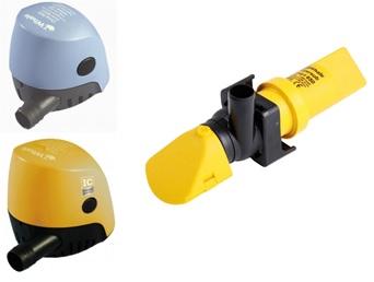 Pumpen von der Firma Whale