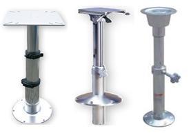 Standfüße für Tische verstellbar