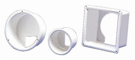 Einbaugehäuse für Batteriehauptschalter und Umwandler