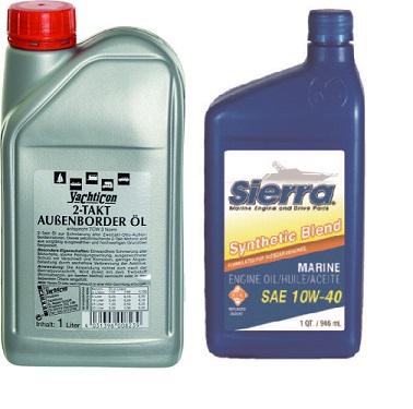 Öl für Motor, Getriebe und Hydraulik