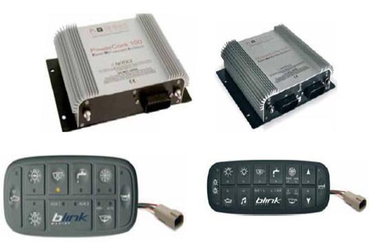 Digitale Kontrolleinheit Blink Marine V-System