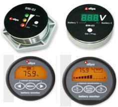 Batterie Kontrollmonitor