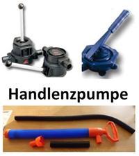 Handpumpen Bilge-Lenzpumpen Schüttelschlauch