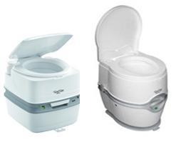 Camping WC Toilette