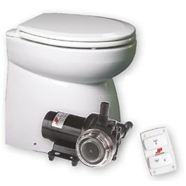 Toiletten Serie Silent Premium-Electric