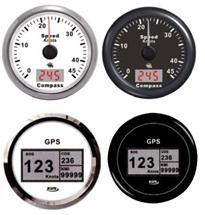 GPS Geschwindigkeitsmesser Serie Linie GUARDIAN