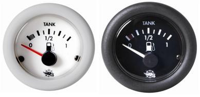 Tankanzeige für Geber Treibstoff 10-180 ohm