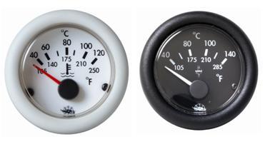 Temperaturanzeige für VDO Geber