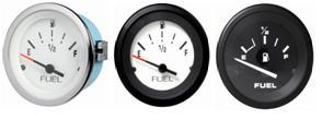 Kraftstoffanzeige