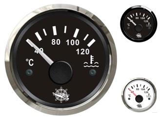 Wassertemperaturanzeige 40 bis 120 Grad