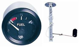 Kraftstoffanzeiger
