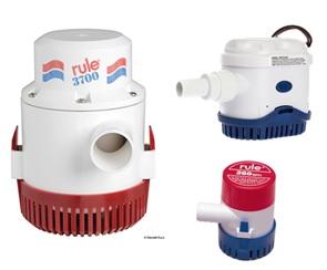RULE Tauchpumpen manuell & automatisch