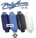 Fender Polyform Typ G blau