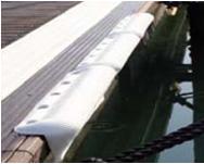 Fenderprofil für Bootsstege Typ MAXFENDER