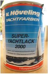 1 K Bootslack Höveling Super Yachtlack 2000