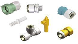 Schnellanschlüsse für WHALE Wassersysteme