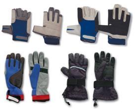 Handschuhe für segeln und mehr