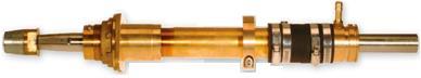 Propellerwellenanlage Set SET-K5 mit Stevenrohr aus Bronze