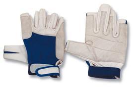 Handschuhe Leder Super Soft, mit 3 Fingerkuppen