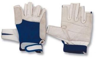 Handschuhe Leder Super Soft, Fingerkuppenlos