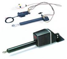 hydraulischer Linearantrieb
