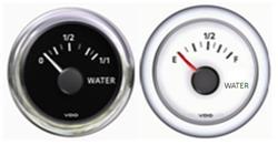 Standanzeiger Wasser 10/180 Ohm VDO ViewLine