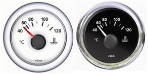 Wassertemperatur 40/120C+105/250F VDO