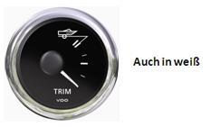 Anzeiger TRIM input 84-s VDO ViewLine