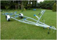 Bootstrailer Marlin BT 750 kg Ungebremster Bootsanhänger
