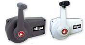 Teleflex Einhebelbedienung A89 und A90