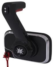 Xtreme Schaltbox Port Mount Control Farbe schwarz