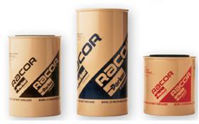 Ersatzfilterpatronen für Racorfilter