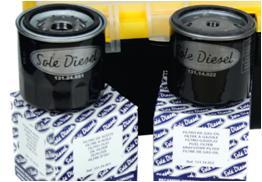 Sole Dieselfilter