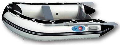 Schlauchboote von Sens