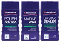 Polish and Wax, Marine Wax, UV Wax Sealer, Boat Shampoo