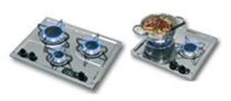 Einbaukocher aus Niro