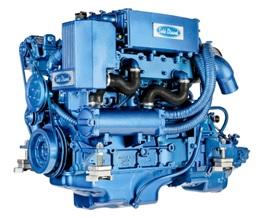 Schiffsdieselmotoren Solé SDZ-165 Basis Deutz 4 Zylinder 160PS  118kW