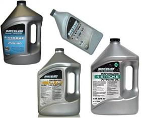 Motoröle und mehr von Quicksilver Mercury