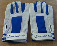 Ziegenlederhandschuhe mit 3 Fingerkuppen