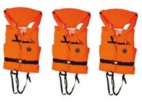 Rettungswesten 40 - + 90kg Sonderangebot