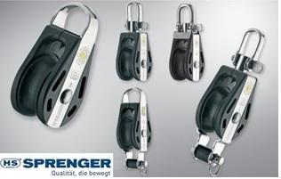 HS Sprenger 12mm S-Block Serie Gleitlager