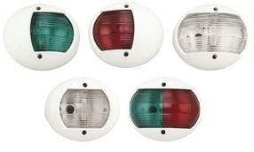 LED Positionslampen Runde Ausführung Abm. 107 x 93 x61 mm