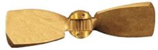 Radice 2-Blatt Faltpropeller für Saildrive Selva