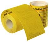 Bandschleifpapier Rollenmaß 4,5 m x 115 mm