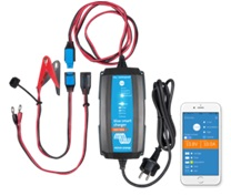 VICTRON wasserdichtes Batterieladegerät Bluesmart mit Bluetooth