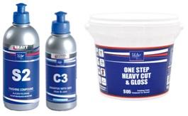 Sealine reinigen und polieren