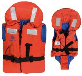 Schwimmweste Modell VERSILIA 7 - 150N EN ISO 12402-3