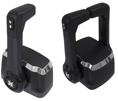 Xtreme Top und Dual Mount Control Farbe schwarz