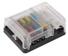 Moduläre Sicherungenbox
